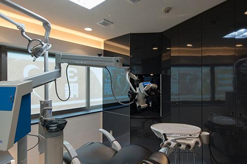 三宮アップル歯科3F院内 特別診察室