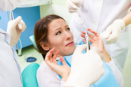 歯医者が怖くてなかなか歯医者に行けない