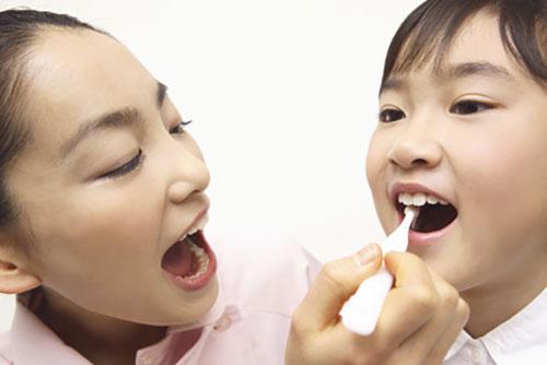 歯の健康は子供の歯から