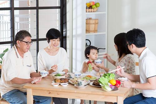 離乳食や食事の注意